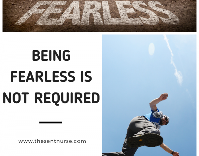 HOW TO BECOME FEARLESS